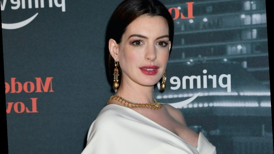 Anne Hathaway Admitted This Surprising Food Was Her Family's 'Saving Grace' in 2020