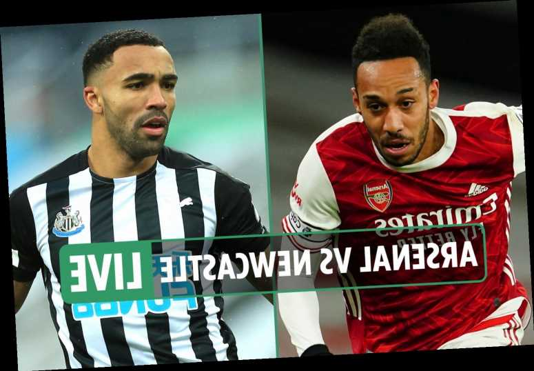 Arsenal vs Newcastle LIVE: Stream, TV channel, team news and kick-off time – Premier League latest updates