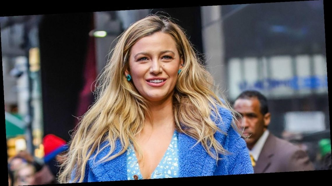 Blake Lively Felt 'Insecure' Because Post-Baby Body 'Didn't Fit' in Clothes