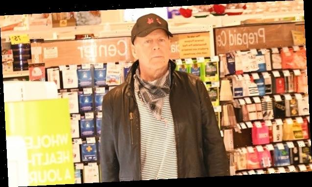 Bruce Willis Says Not Wearing A Mask In Pharmacy 'Was An Error In Judgement'