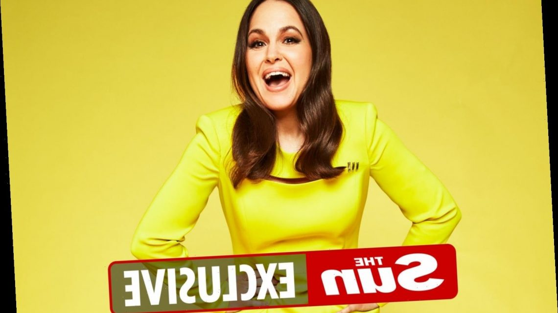 I'm A Celebrity winner Giovanna Fletcher says she hated her body before long journey to self-confidence