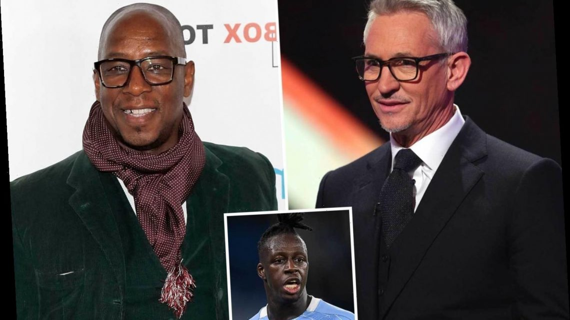 Gary Lineker and Ian Wright blast footballers for breaching Covid rules after Benjamin Mendy's NYE bash