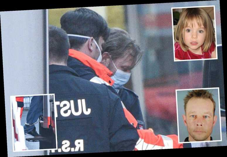 Madeleine McCann suspect Christian B won't be charged over £1,000 cell rampage and still trying for compensation