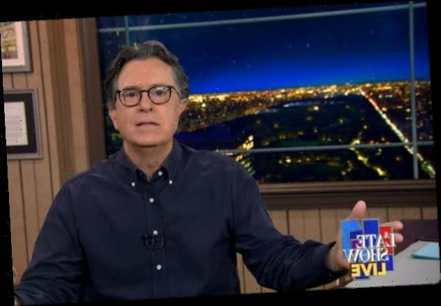 Colbert: Trump's MAGA Riot Violence Is 'Charlottesville Come Home to Roost' (Video)