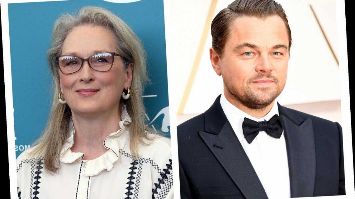 Netflix Unveils 2021 Film Schedule With Leonardo DiCaprio, Meryl Streep