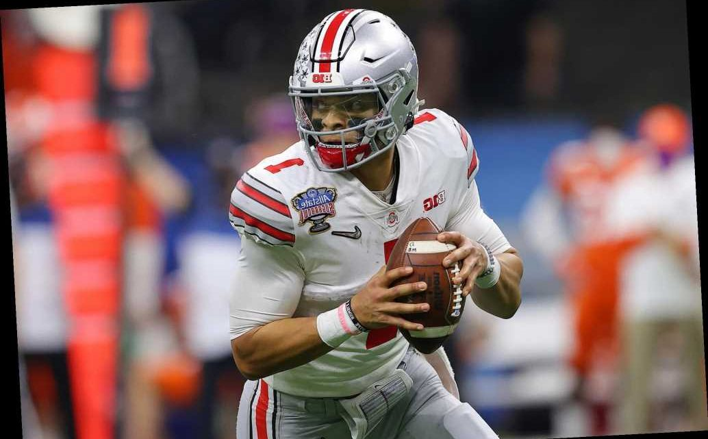 Justin Fields makes national championship game must-watch for Jets fans