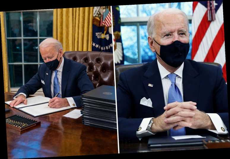 Executive orders – Biden slammed for 'far-left' moves to block Keystone XL pipeline and end deportations