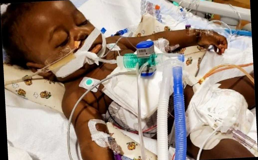 'Miracle' New York baby survives COVID-19 and liver transplant