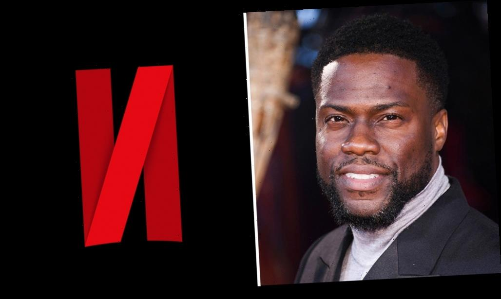 Kevin Hart & HartBeat Productions Make 8-Figure Adam Sandler-Sized Exclusive Netflix Film Deal With Four Star Vehicles
