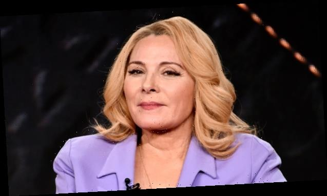 Kim Cattrall Subtly Weighs In On Not Being Part Of 'SATC' Revival By 'Liking' Tweet About Putting Herself First