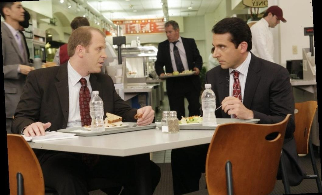 'The Office': This Hilarious Moment Between Michael Scott and Toby Flenderson Was Unscripted