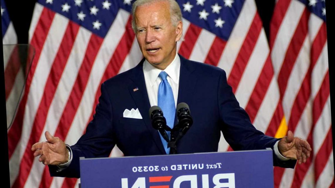 Biden claims he has Indian heritage & he could be related to a British soldier who 'conquered & plundered' the region
