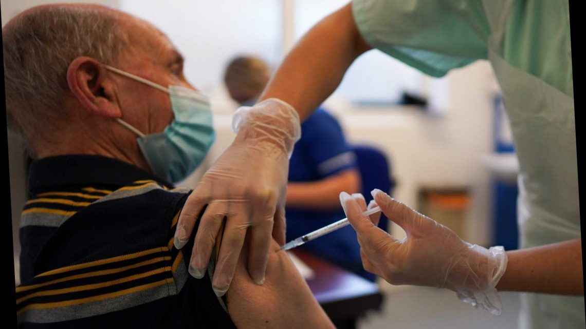 Postcode lottery for life-saving Covid jabs revealed as 1 in 4 people live in area with no vaccination centre