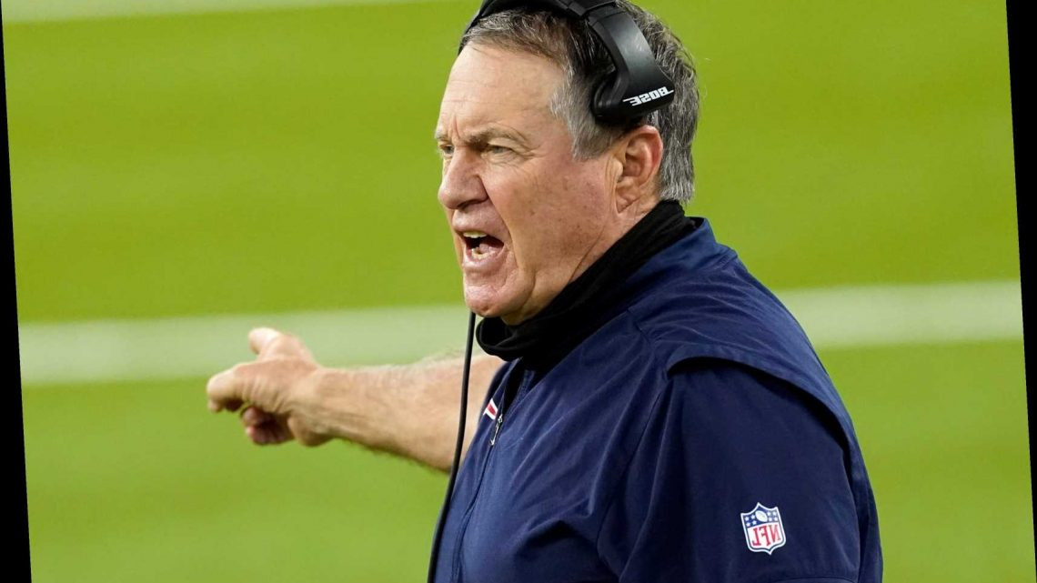 Patriots head coach Bill Belichick DECLINES Presidential Medal of Freedom from Trump after 'tragic' Capitol riots
