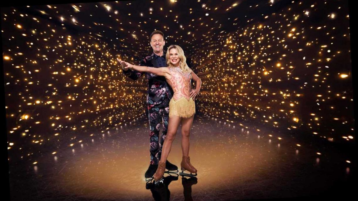 Who is Alex Schauman? Dancing on Ice 2021 professional – The Sun