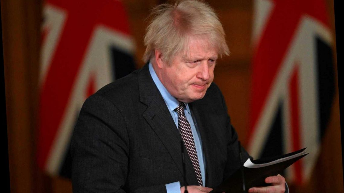 Boris Johnson announcement: What time is the PM's speech today, Wednesday, January 27?