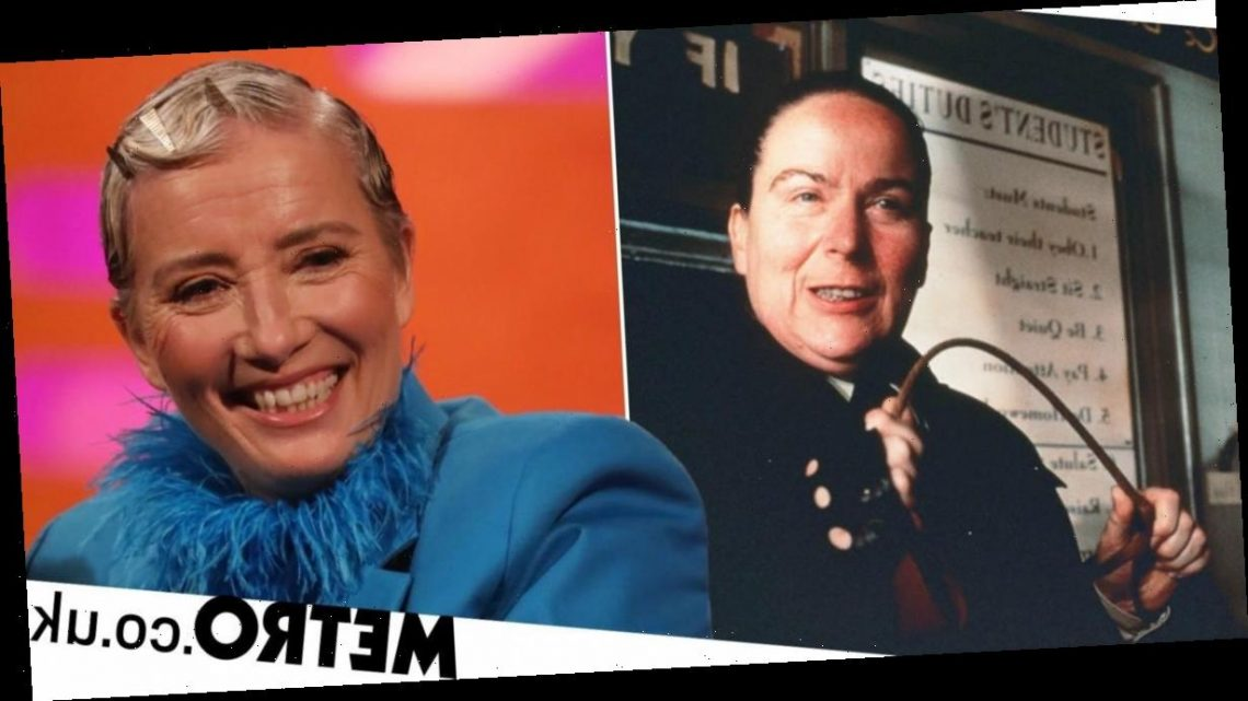 Emma Thompson confirmed to play Miss Trunchbull in Netflix's Matilda the Musical