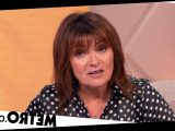 Lorraine Kelly blasts critics as she defends only having guests she likes