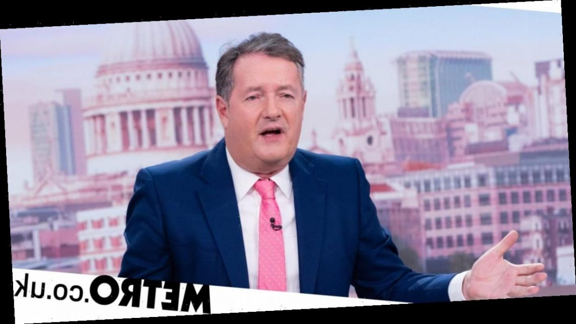 Piers Morgan comments on accusations he broke lockdown rules to 'fly to Antigua'