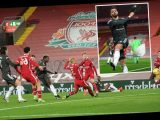 Liverpool 0 Manchester United 0: Paul Pogba and Bruno Fernandes spurn golden chances as Red Devils remain top