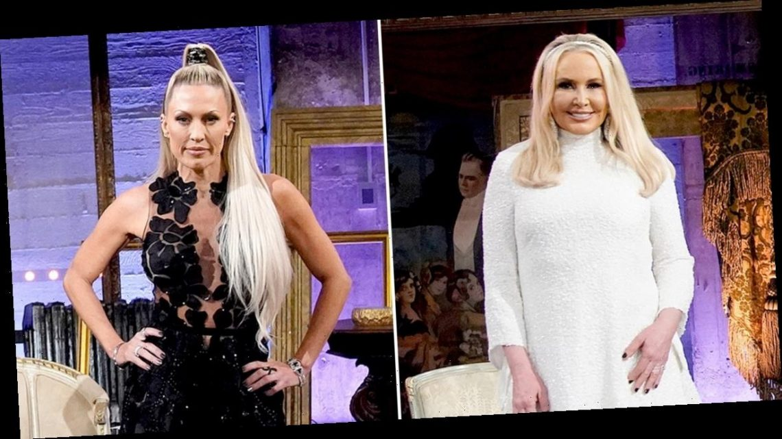 RHOC's Shannon Accuses Braunwyn of Offering Her Underage Daughter Drugs