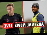 7am Arsenal transfer news LIVE: Odegaard in London for medical TODAY ahead of loan, Ryan Bertrand wanted, Draxler link