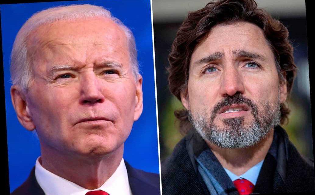 Canadian PM Trudeau 'disappointed' in Biden plan to revoke Keystone XL permit