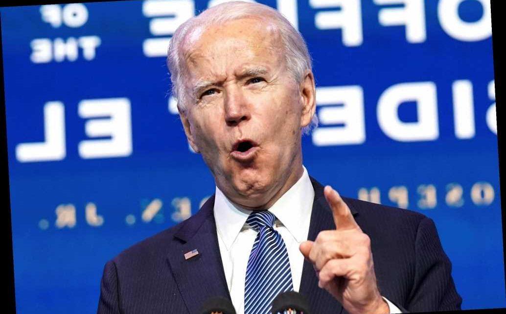 Biden calls Capitol siege an 'assault on our democracy'