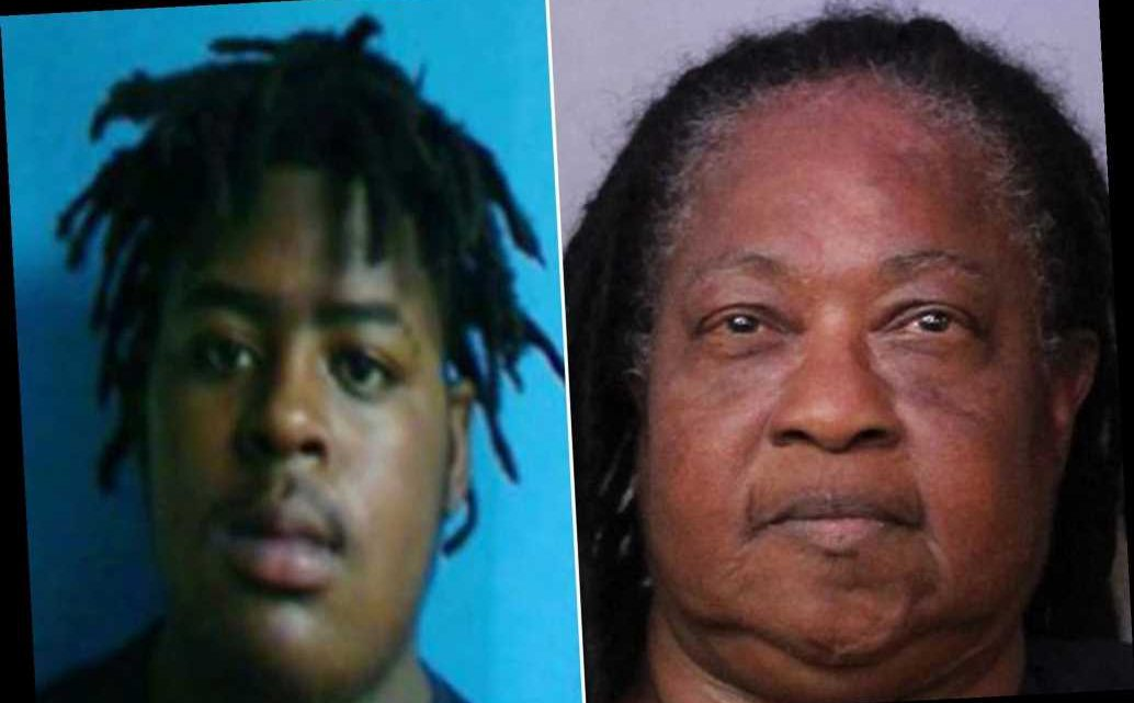 Florida school bus attendant, student charged in bus fight