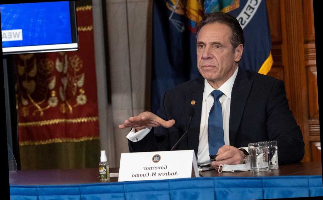 Andrew Cuomo's appalling nursing-home defense