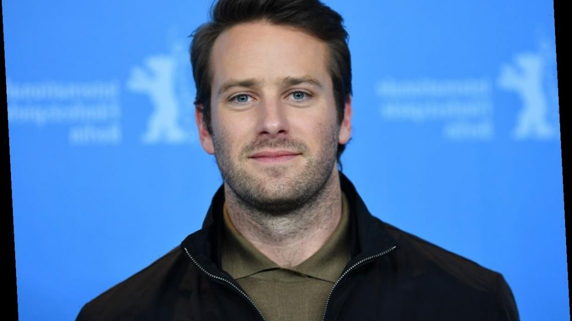 Armie Hammer Got Paid 'Well Over 15 Times' More for Another Oscar-Nominated Film Than for 'Call Me by Your Name'