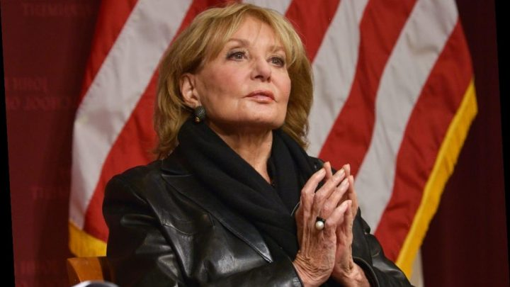 Barbara Walters' Daughter Is Named After 2 Significant Women in Her Life