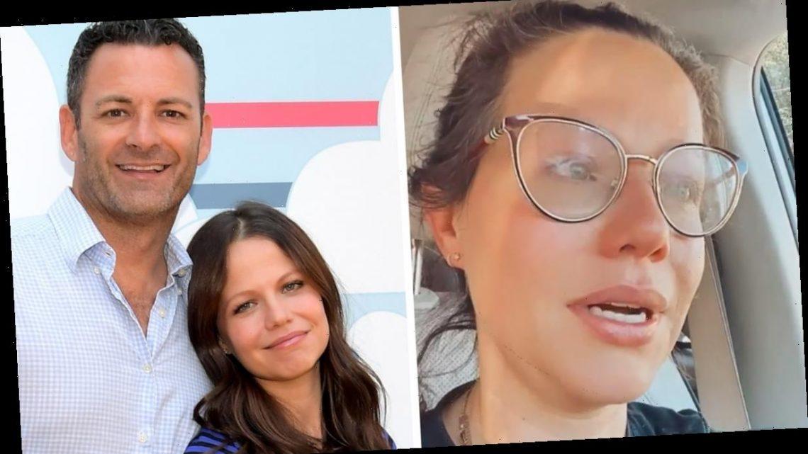 Pretty Little Liars' Tammin Sursok Breaks Down Over Husband's Coronavirus Battle