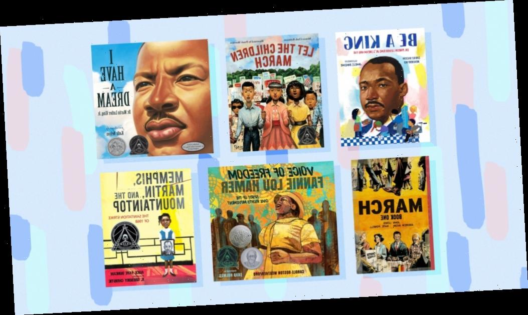 Books Kids & Adults Will Love To Read On MLK Day