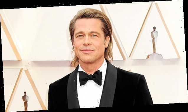 Brad Pitt, 57, Soaks Up Some Sunshine In Sexy Sweats In New Miraval Rose Ad — See Pic