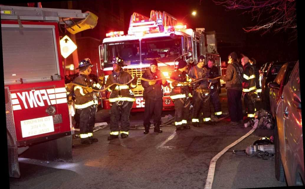Bronx man, 84, killed in fire that broke out while he was smoking