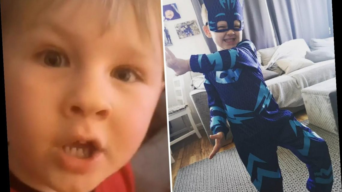 Boy, 4, threatens to 'punch Boris Johnson in the face' if lockdown is extended after learning he can't go swimming