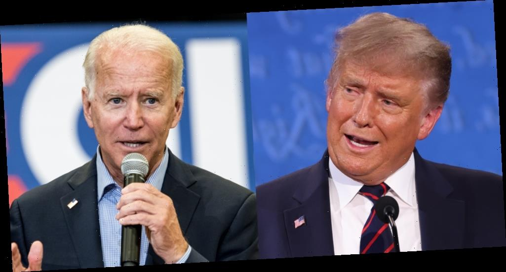 Donald Trump Left a Note for Joe Biden in the White House & It Is Now a Viral Meme