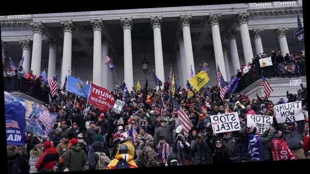 """Let's Stop Calling the Pro-Trump Mob That Stormed the Capitol """"Protesters"""""""