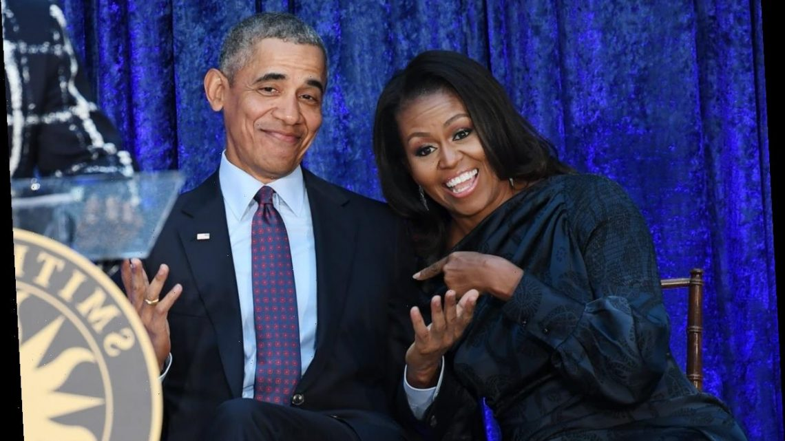 Michelle Obama's 2020 Christmas Present To Barack Has A Powerful Backstory