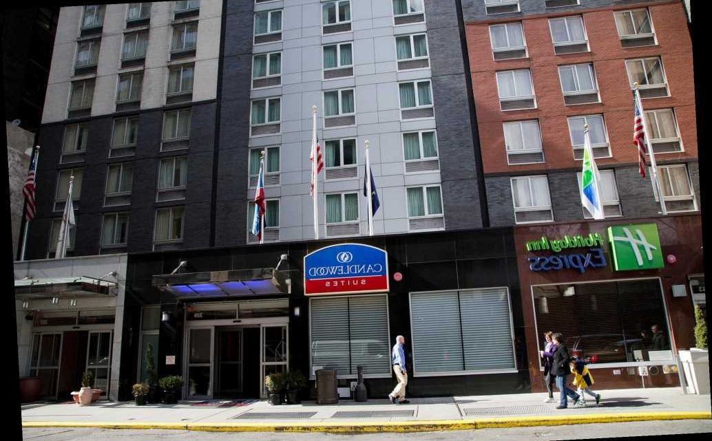 Mom charged after baby found dead in NYC homeless shelter hotel