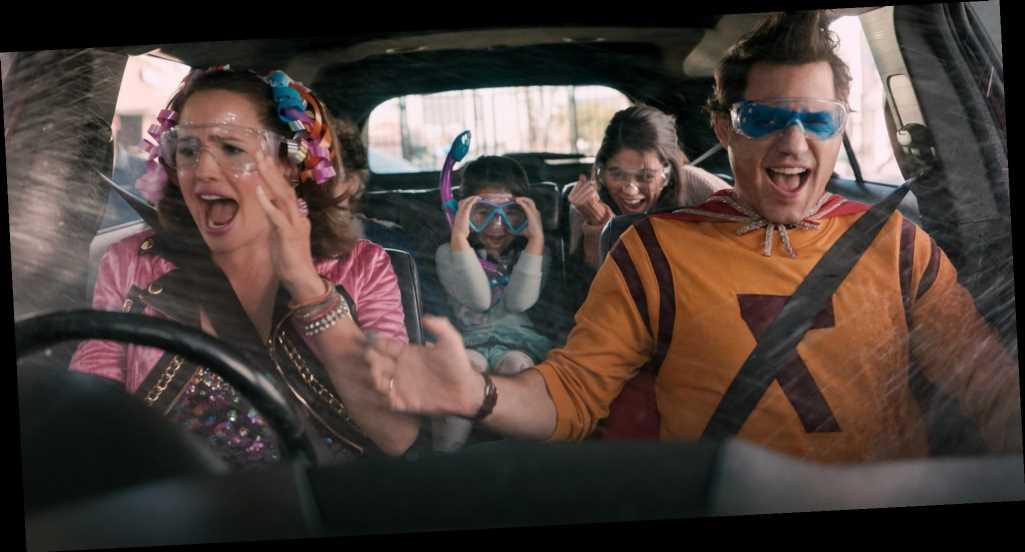 First Look! Jennifer Garner and Edgar Ramirez Star in Netflix Comedy Yes Day, Where Kids Rule