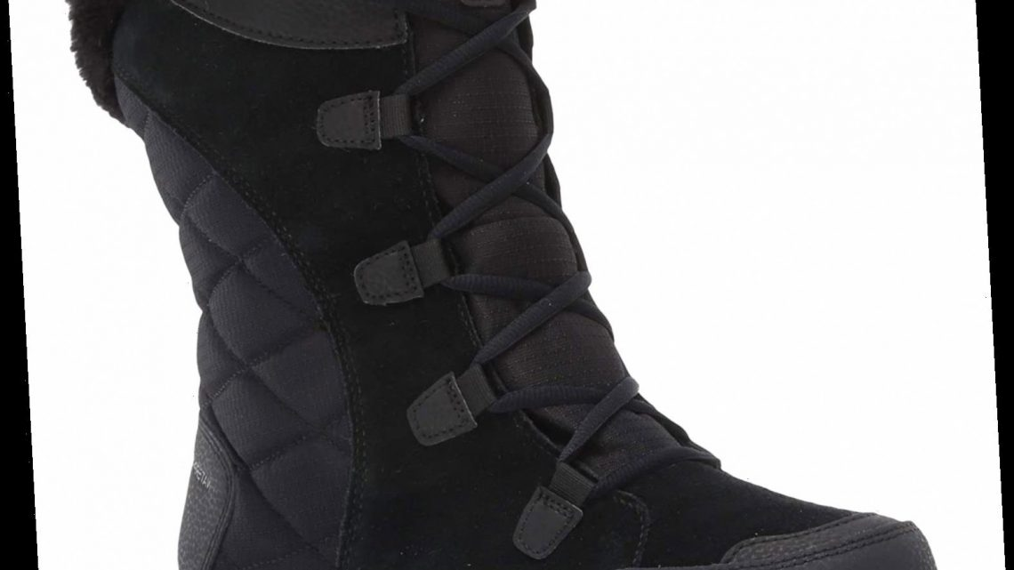 These Podiatrist-Approved Winter Boots Have 12,000 Perfect Ratings on Amazon