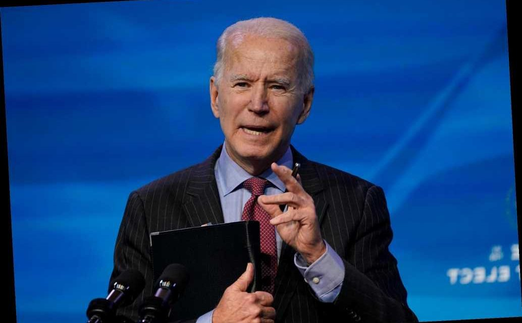 Biden to unveil sweeping economic rescue package