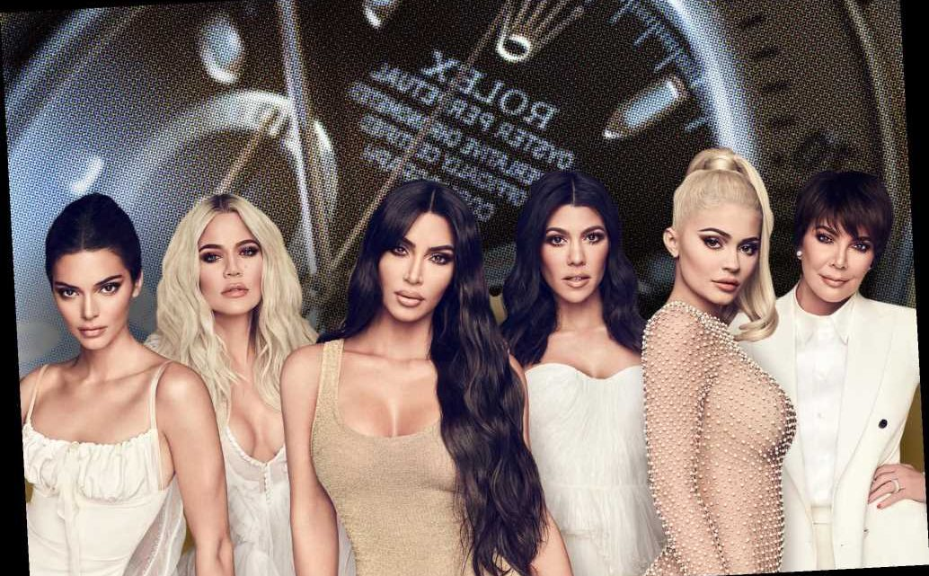Kardashians reportedly gift $300K in Rolex watches to 'KUWTK' crew
