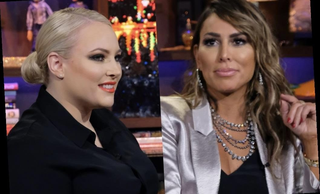 Meghan McCain Slams 'RHOC' Star Kelly Dodd: 'She Was So Mean'