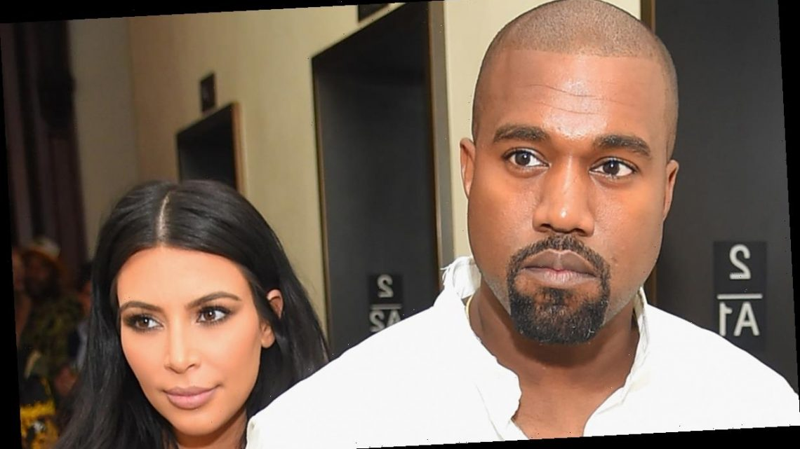 We May Not Know More About Kim Kardashian & Kanye West's Potential Divorce For a While – Here's Why