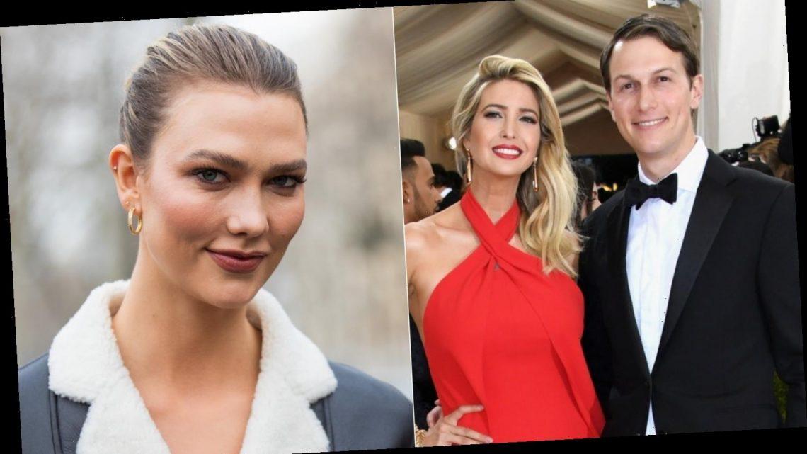 Karlie Kloss Reveals She Tried To Talk To Jared Kushner And Ivanka Trump