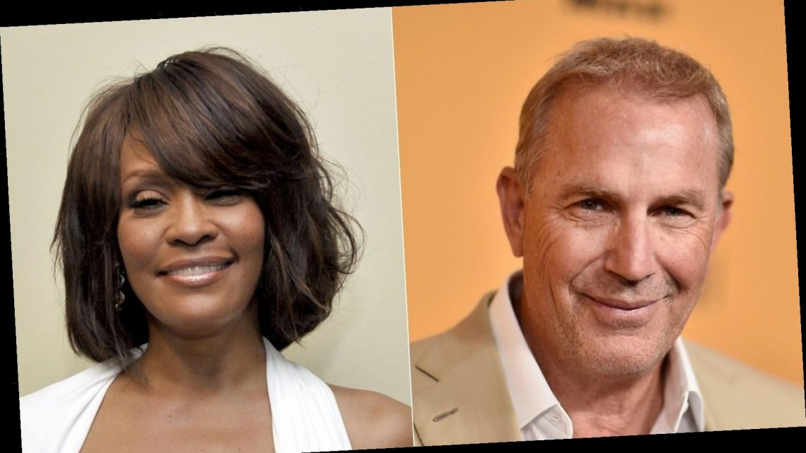 Inside Kevin Costner And Whitney Houston's Relationship