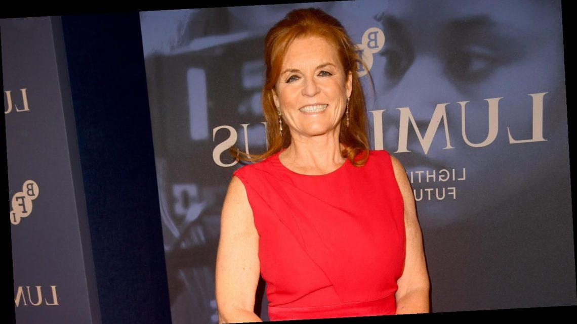 Sarah, Duchess Of York, Is Taking On A Surprising New Career